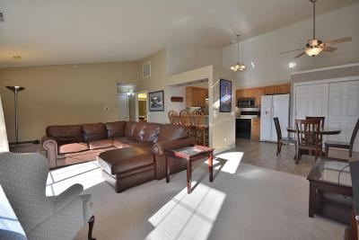 Franklin Condo/Townhouse Active Contingent With Offer: 9448 W Loomis Rd #1