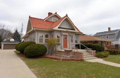 Racine Single Family Home For Sale: 4010 Washington Ave