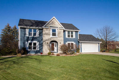 Muskego Single Family Home Active Contingent With Offer: S78w19274 Youngwood Ct