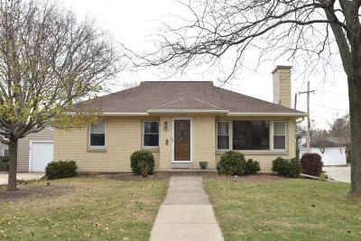 Greenfield Single Family Home For Sale: 4535 W Midland Dr