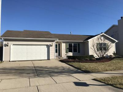 Kenosha Single Family Home Active Contingent With Offer: 2801 28th Ave