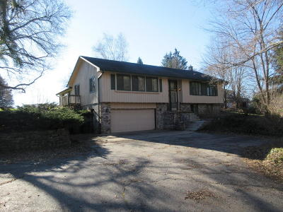 Mukwonago Single Family Home Active Contingent With Offer: S79w32571 Sugden Rd