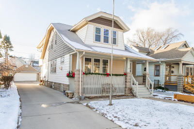 Whitefish Bay Single Family Home For Sale: 5023 N Berkeley Blvd