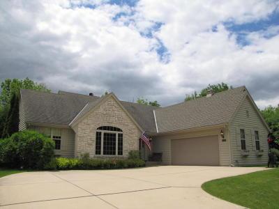 Milwaukee Single Family Home For Sale: 11107 W Green Tree Rd