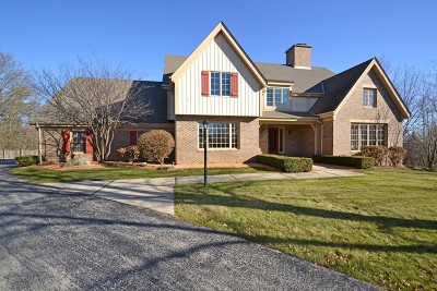 Brookfield Single Family Home For Sale: 1140 Briarcliff Trl