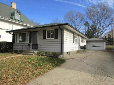 Single Family Home Active Contingent With Offer: 311 Foster St