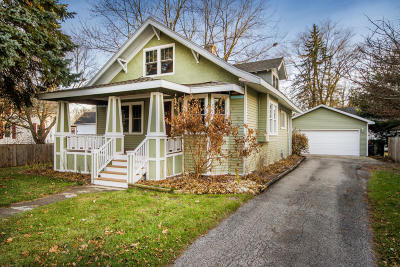 Walworth Single Family Home For Sale: 119 Maple St