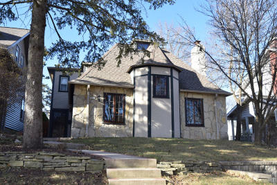 Shorewood Single Family Home Active Contingent With Offer: 3821 N Prospect Ave