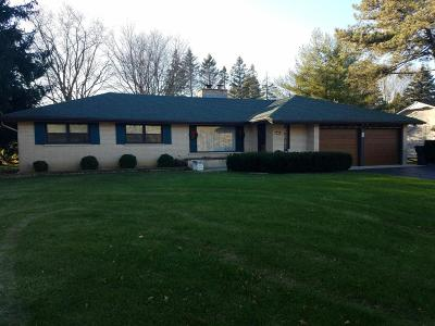 West Allis Single Family Home For Sale: 2569 Root River Pkwy