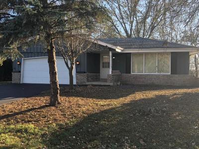 Racine Single Family Home For Sale: 1315 Ellis Ave