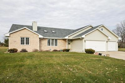 Milwaukee Single Family Home Active Contingent With Offer: 11018 W Villa