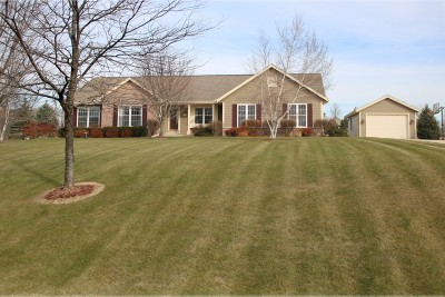 Single Family Home Active Contingent With Offer: 3668 High Ridge Dr
