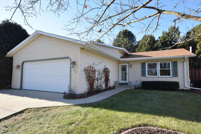 West Bend Single Family Home For Sale: 400 Indiana Ct