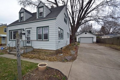 West Allis Single Family Home For Sale: 1226 S 104th St