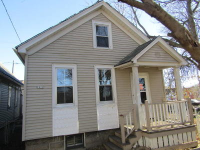 Milwaukee County Multi Family Home For Sale: 2420 N Buffum St