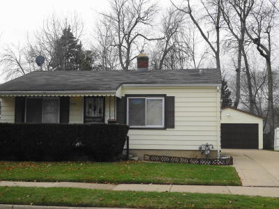 Racine County Single Family Home For Sale: 3424 4th Ave