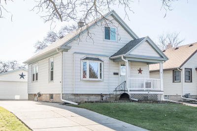 Butler WI Single Family Home For Sale: $172,000