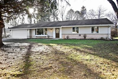 Thiensville  Single Family Home Active Contingent With Offer: 509 Green Bay Rd