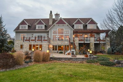 Wales Single Family Home For Sale: 105 Legend Way