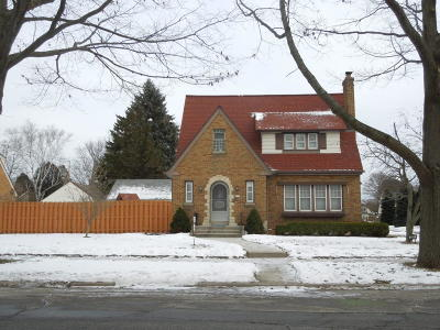 Single Family Home For Sale: 2527 N 9th St