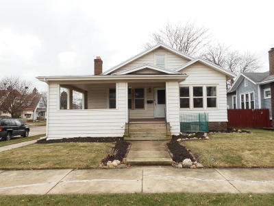 Racine Single Family Home For Sale: 3501 Wright Ave