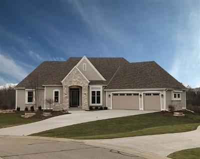 Pewaukee Single Family Home For Sale: N18w24622 Still River Dr