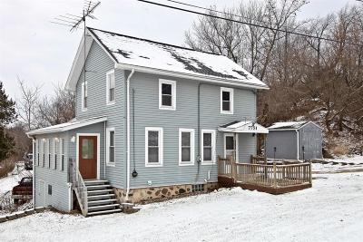 West Bend Single Family Home For Sale: 7751 County Road W