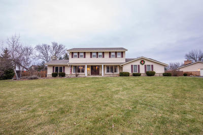 Brookfield Single Family Home For Sale: 20920 Hunters Run