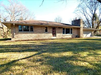 Brookfield Single Family Home For Sale: 4600 N 158th St