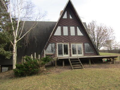 Single Family Home For Sale: W2879 Kniep Rd