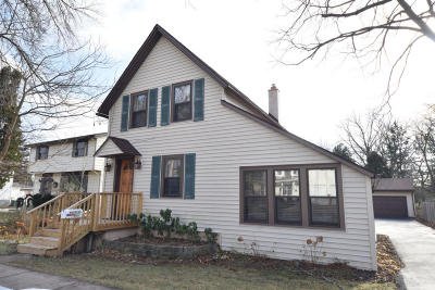 Cedarburg Single Family Home For Sale: N49w6693 Western Rd
