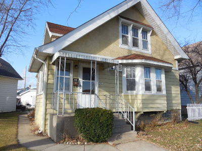 Milwaukee County Single Family Home For Sale: 1931 S 59th St