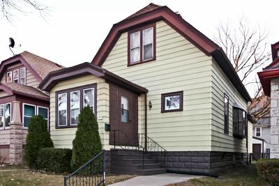 Milwaukee County Single Family Home For Sale: 3333 W Hayes Ave