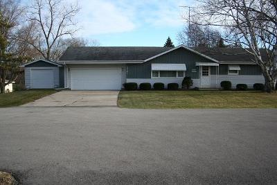 Pleasant Prairie Single Family Home Active Contingent With Offer: 10125 34th Ave