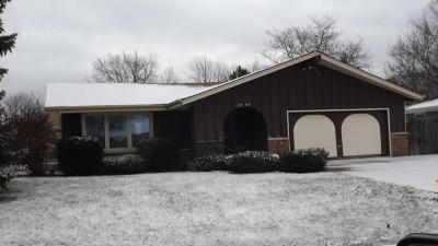 Single Family Home For Sale: 3945 Western Way