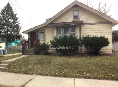 Milwaukee County Single Family Home For Sale: 1419 W Hauser Ave