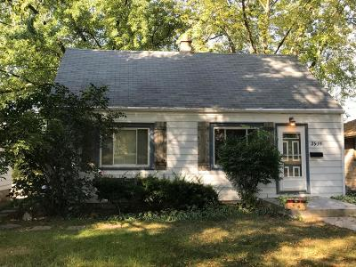 Milwaukee County Single Family Home For Sale: 2935 S 95th St