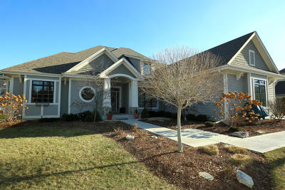 Menomonee Falls Single Family Home Active Contingent With Offer: W188n4970 Red Crown Trl