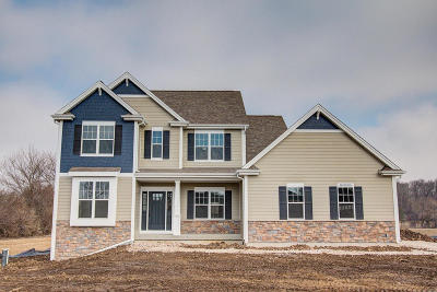 Hartland Single Family Home For Sale: N69w27986 Steepleview Ln