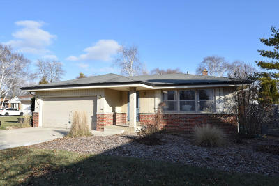 Grafton Single Family Home For Sale: 972 13th Ave