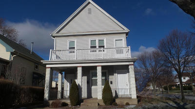 West Allis Two Family Home For Sale: 6502 W Mitchell St #6504