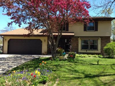 Milwaukee Single Family Home For Sale: 5840 S 19th St