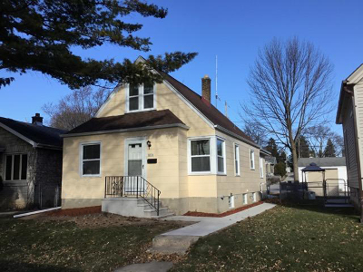 West Allis Single Family Home For Sale: 8516 W Maple