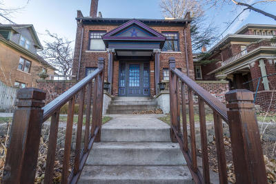 Milwaukee Single Family Home For Sale: 2167 S Layton Blvd
