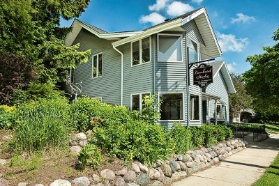 Hartland Single Family Home For Sale: 201 North Ave
