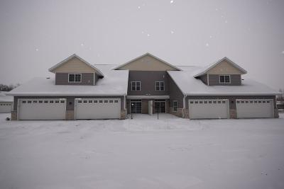 Jackson WI Condo/Townhouse Active Contingent With Offer: $214,900