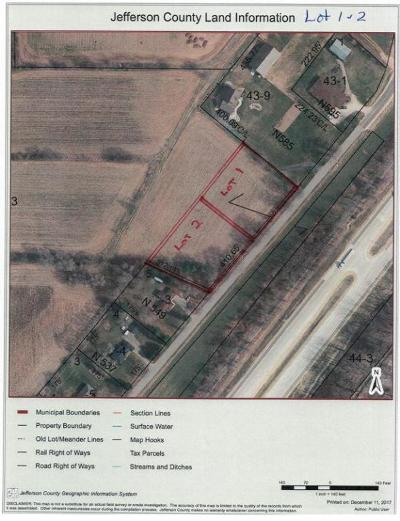 Residential Lots & Land For Sale: Lt 1 Old 26 Rd