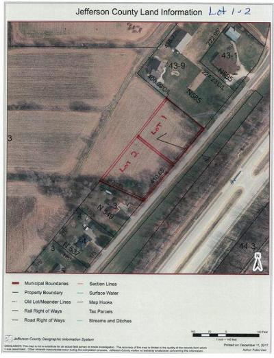 Residential Lots & Land For Sale: Lt2 Old 26 Rd