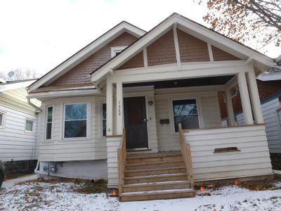 Milwaukee Single Family Home For Sale: 1360 N 42nd St