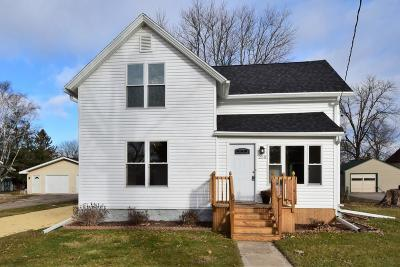 Walworth Single Family Home For Sale: 216 Beloit St